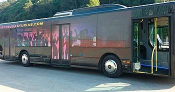 Discobus Gijón Asturias