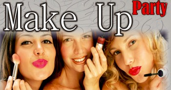 MakeUp Party Fiesta Maquillaje Gijón