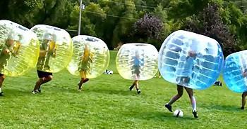 Fútbol Burbuja Bubble Gijón